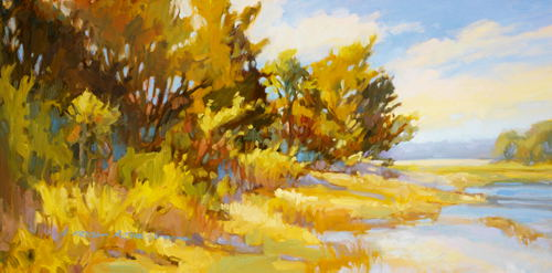 Long Point Brush 15x30 o/c - Lori Keith Robinson